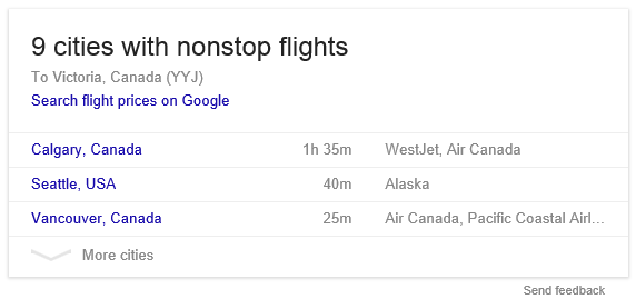 google flight search sidebar 5