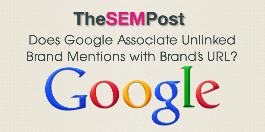 google unlinked brand mentions
