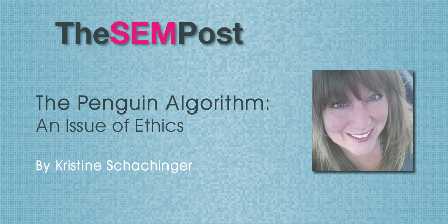 The Penguin Algorithm: An Issue of Ethics