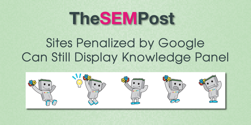 sites penalized knowledge panel