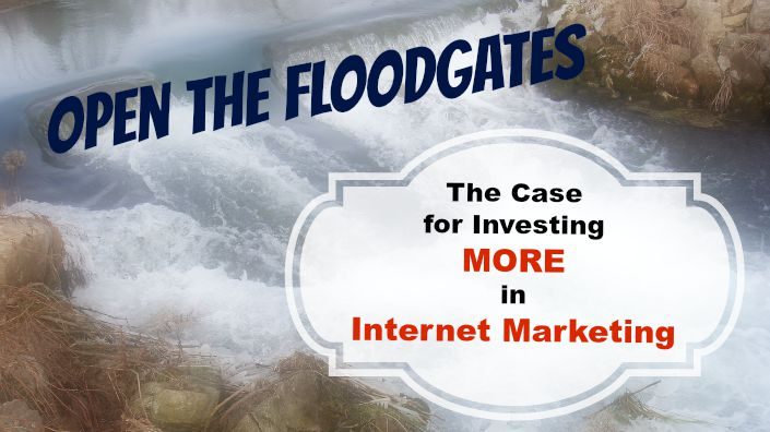 Investing More in Internet Marketing