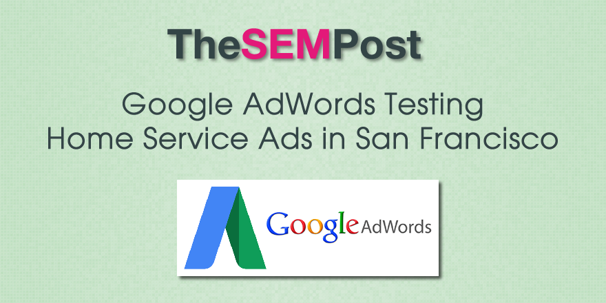 adwords home service ads
