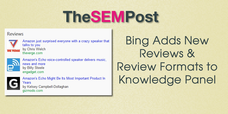 bing kp reviews