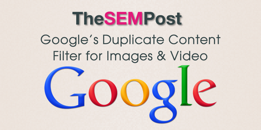 duplicate content images video