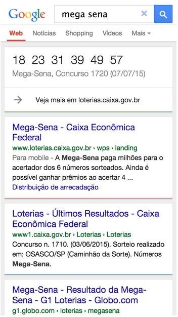 Google Lotterie