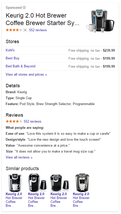 google shopping ads 1
