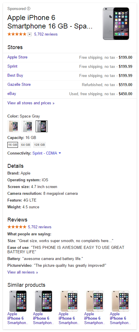 google shopping ads 10