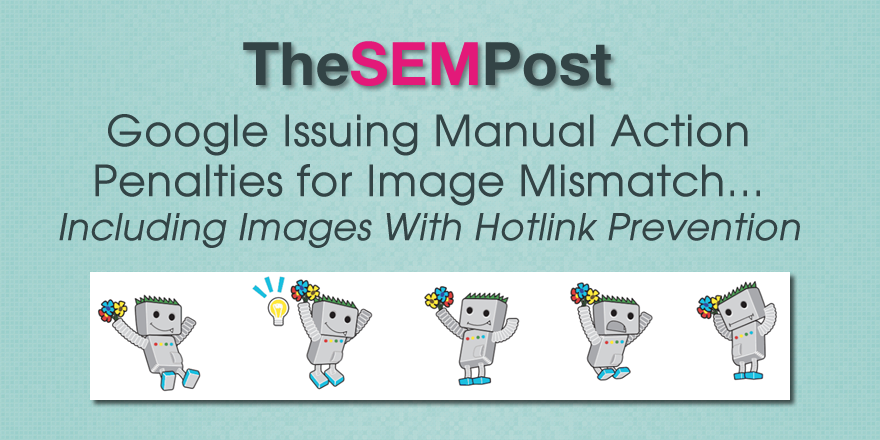 image mismatch manual actions