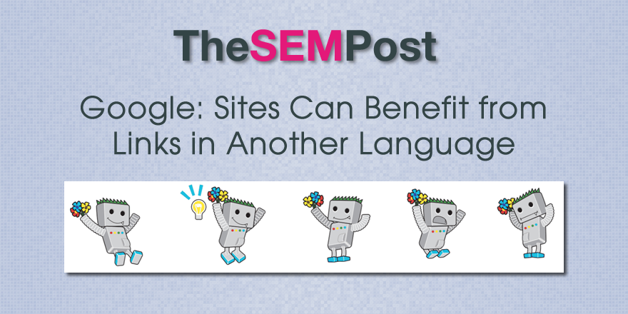 links another language