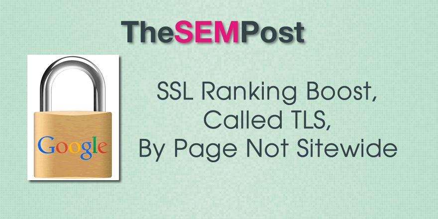 ssl ranking boost