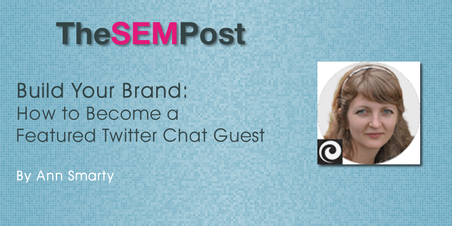 ann smarty twitter chat