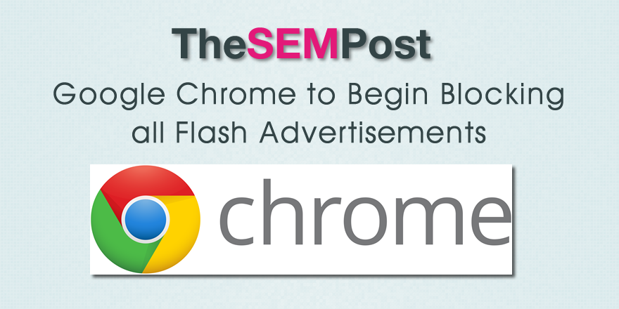 chrome flash ads