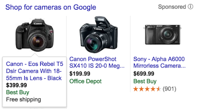 New Automated Extensions for Google's Product Listing Ads