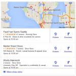 google local primary categories
