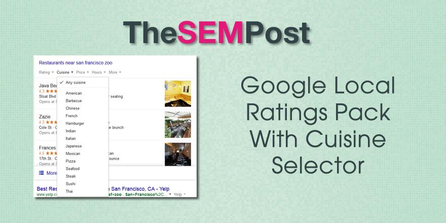 google ratings pack
