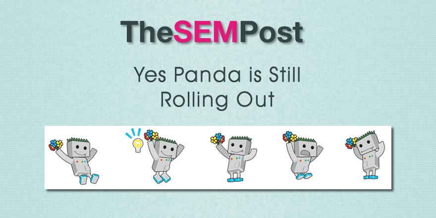 panda still rolling