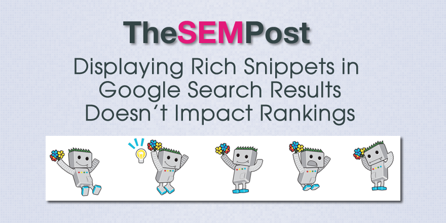 rich snippets rankings