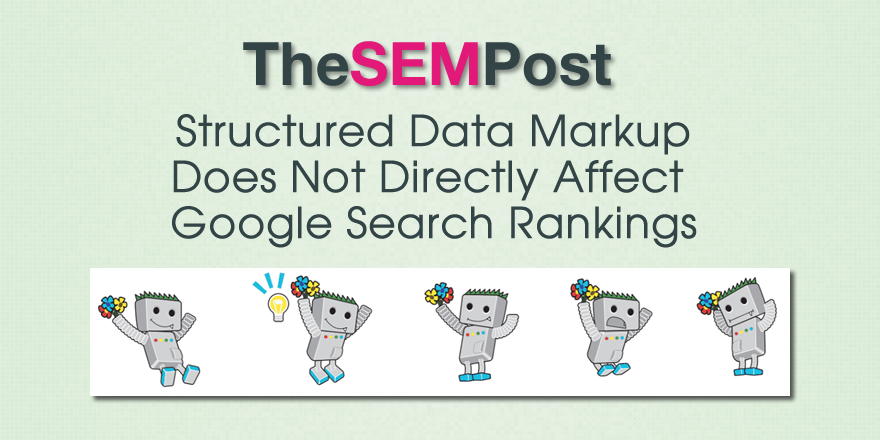 structured data rankings