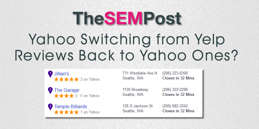yahoo local yahoo reviews header