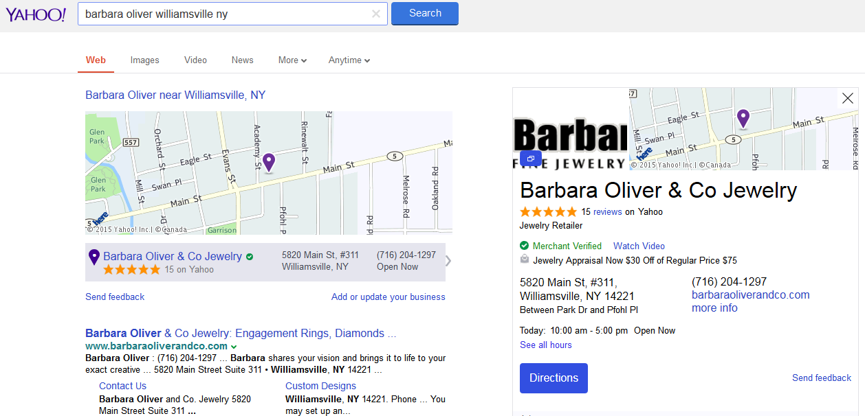 Is Yahoo Switching Back to Yahoo Local Reviews From Yelp?