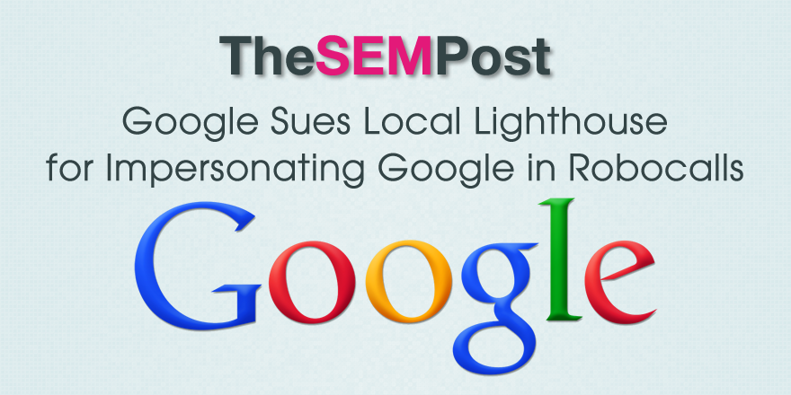 google local lighthouse