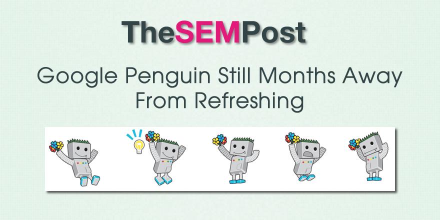 google penguin months