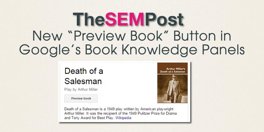 google preview book button