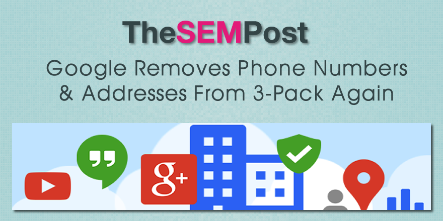 google removes address numbers local