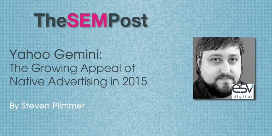 steven plimmmer native advertising