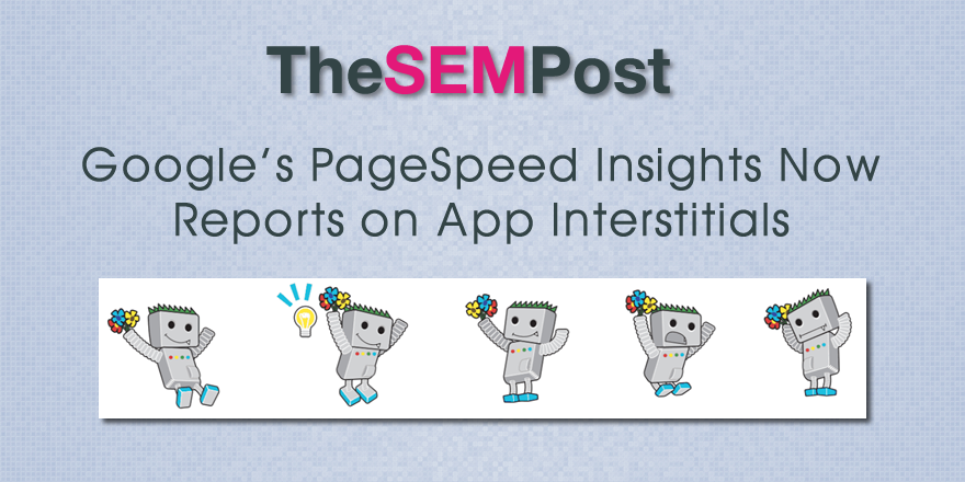 app interstitials pagespeed