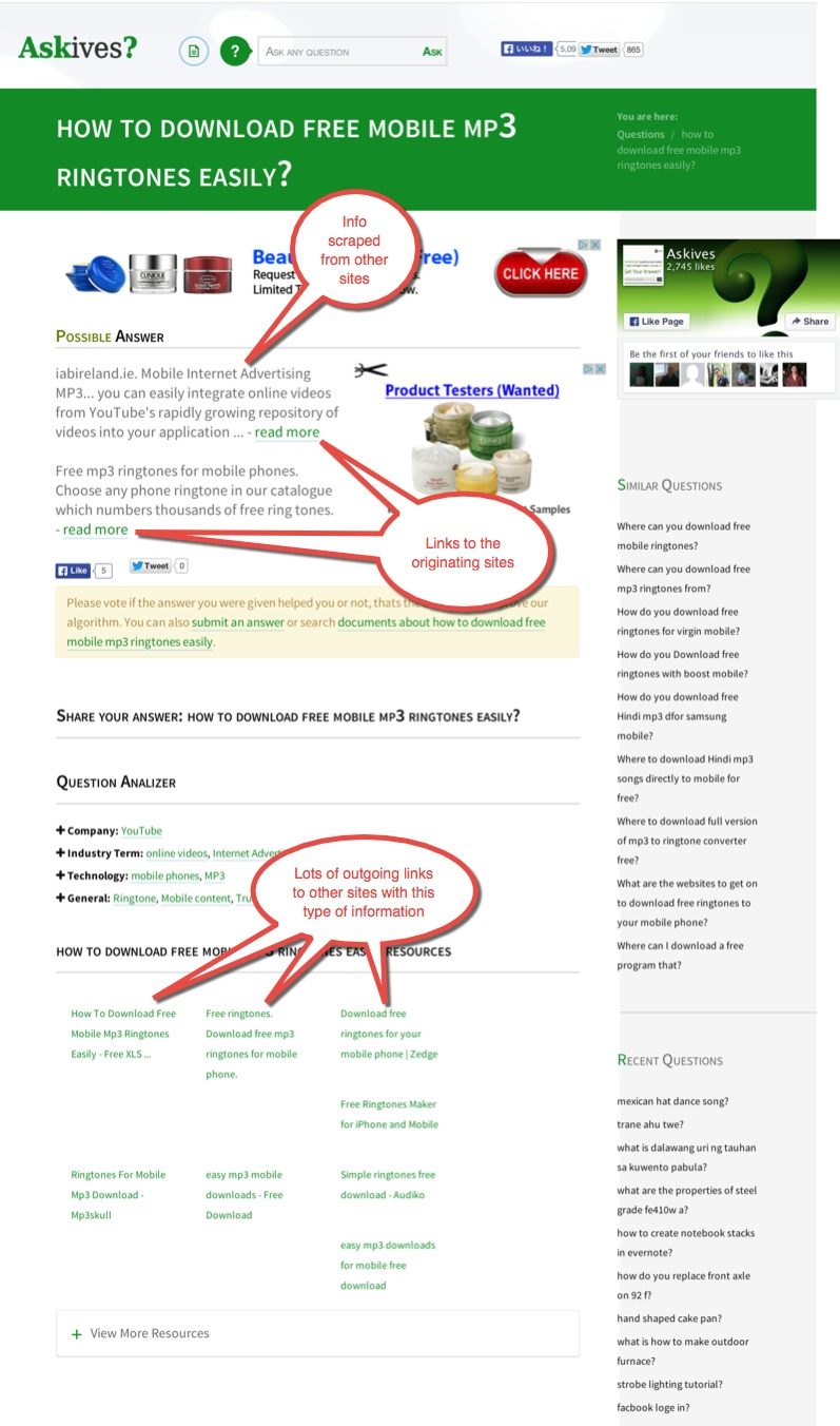 Did Panda Cause These Often Disavowed Sites to Rebrand and Shut Down?
