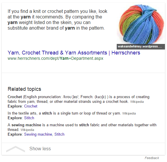 featured snippet expandable8