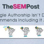 google authorship back