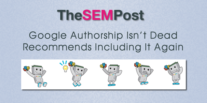 google authorship back
