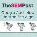 google hacked site algo