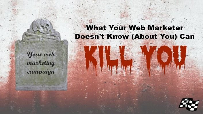 Why your SEO needs a web marketing questionnaire