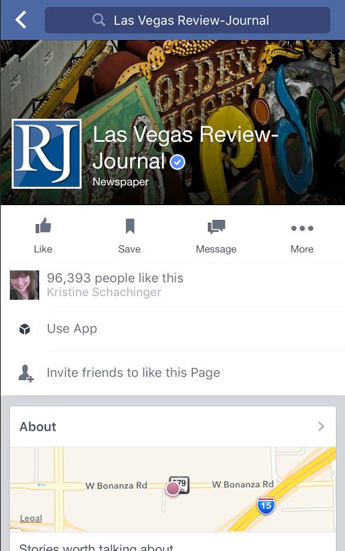 facebook open in app ios