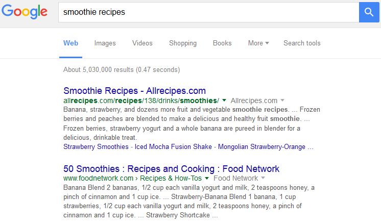 google 7 line snippet3