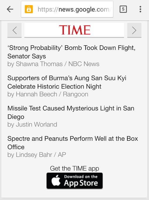 google news app 2