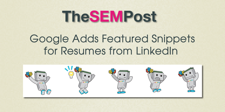 linkedin featured snippet