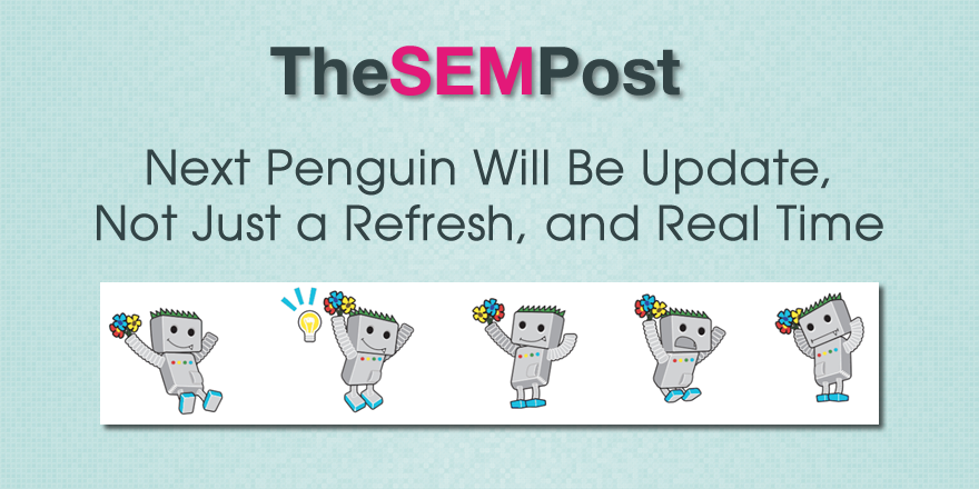 penguin update not refresh