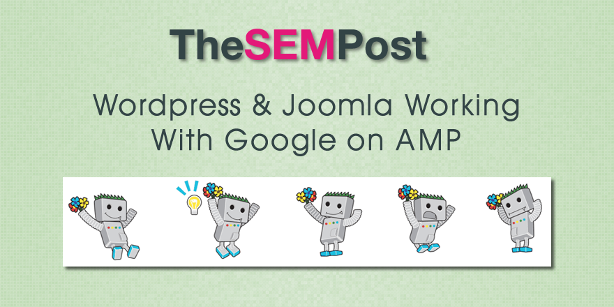 wordpress joomla amp