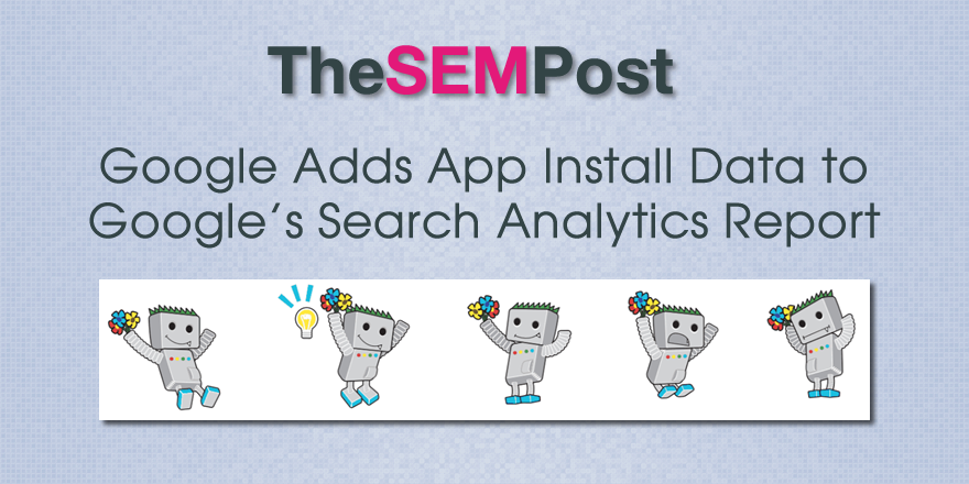 app install search analytics