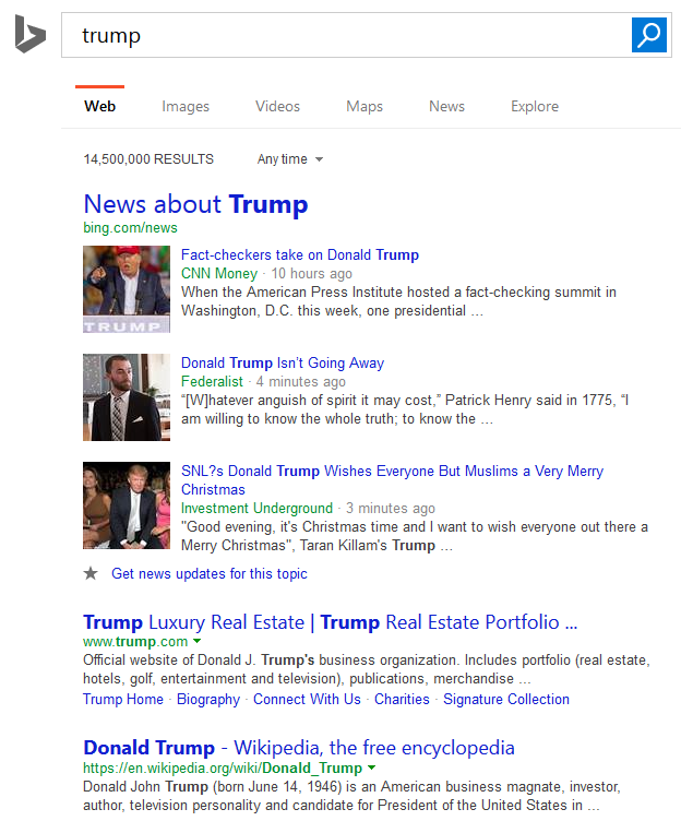 bing search larger thumbnails news4