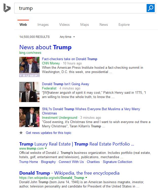 bing search larger thumbnails news4