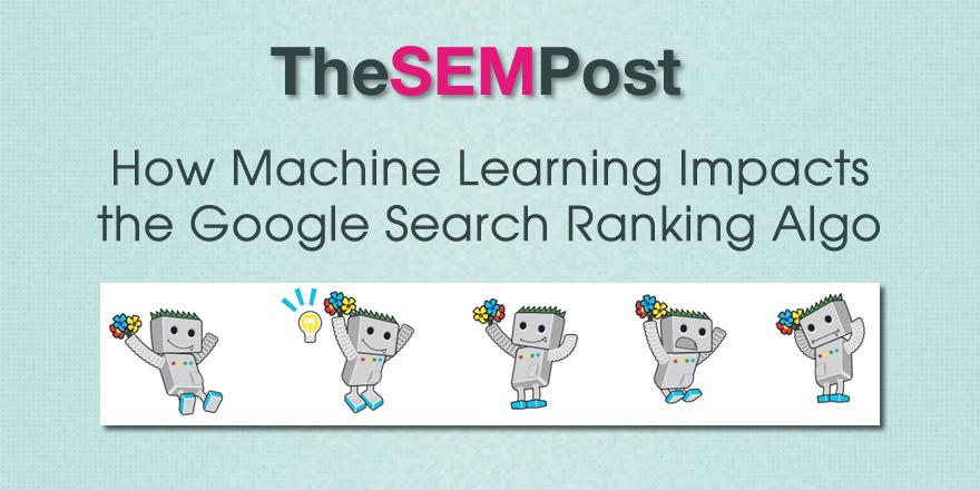 machine learning algo