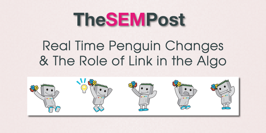 penguin changes link algo