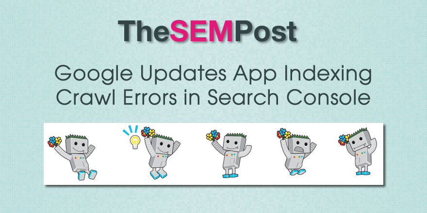 app indexing crawl errors