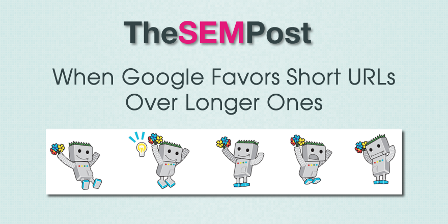 google longer shorter urls