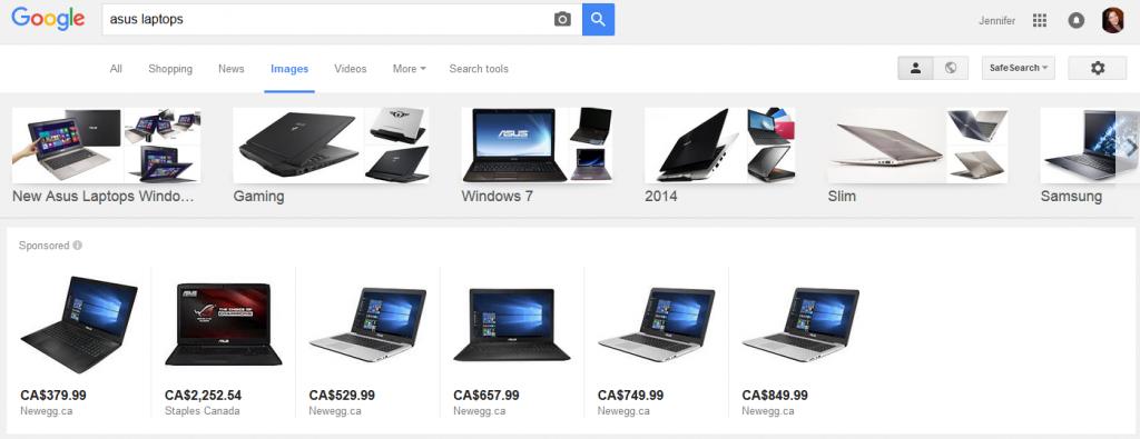 google plas image search3